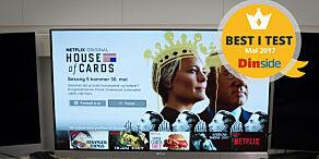 image: Alle TV-ene koster rundt 25.000 kroner, men hvilken er best?