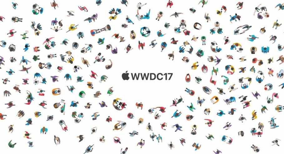 INVITASJON: Dette er bildet som følger invitasjonen. Lykke til med å finne ut om Apple hinter til noe her. Foto: Apple