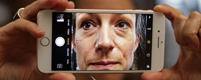 image: Snart vil bilder og video på iPhone ta mye mindre plass