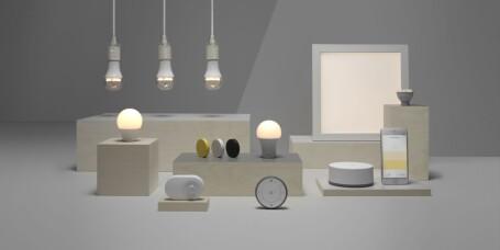 Snart blir Ikeas smarte lyspærer enda smartere