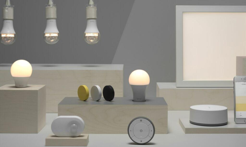 image: Snart blir Ikeas smarte lyspærer enda smartere