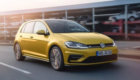VW Golf Mk7. Foto: Volkswagen