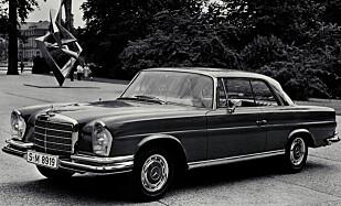 Mercedes-Benz W115.