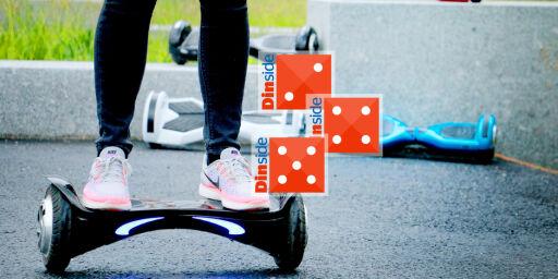 image: Test av fem hoverboards