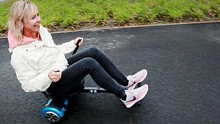 image: Dette er det morsomste du kan bruke hoverboardet til!