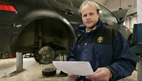UKJENT PROBLEM: Børre Skiaker er generalsekretær i KNA.  Foto: Rune I. Myhre/ Dagbladet
