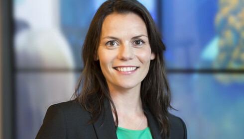 Kommunikasjonsdirektør Vibeke Hansen i Microsoft Norge. Foto: Microsoft