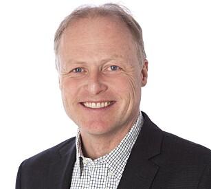 FORNØYD: Generalsekretær Børre Skiaker i KNA.