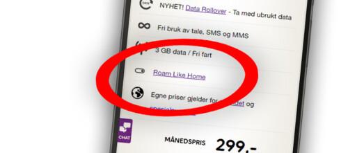 Slår ned på skjulte roaming-regler