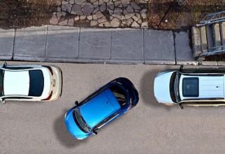 Slik lukeparkerer du med bil