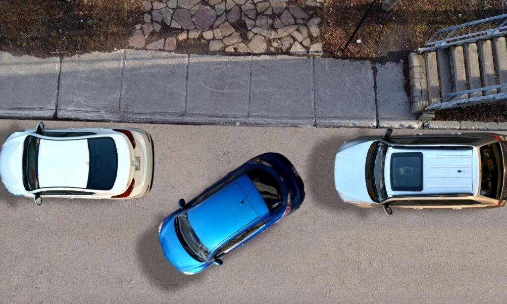 image: Her er den enkle oppskriften til perfekt lukeparkering