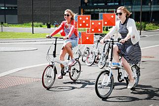 image: Se hvilken sammenleggbare sykkel som er best!