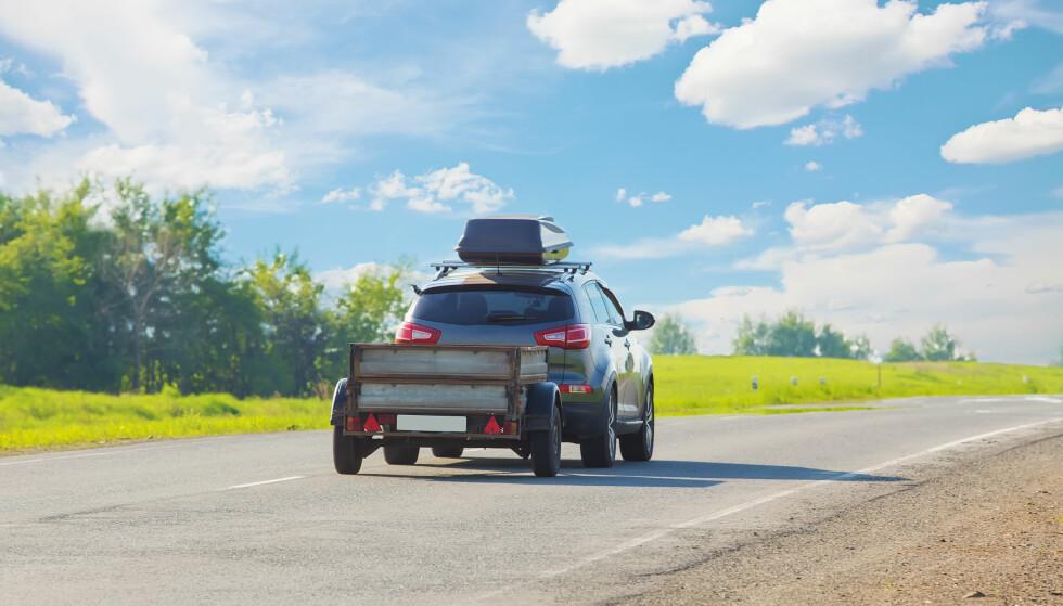 BEST FOR PENGA: Lyst på ny feriebil som kan laste mye og dra hengere? Nå bugner bruktmarkedet av SUV'er til svært gode priser. Foto: NTB/SCANPIX