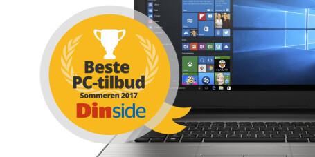 De beste PC-tilbudene til sommerferien 2017