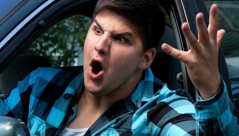 To av tre mener BMW-sjåførene er frekkest