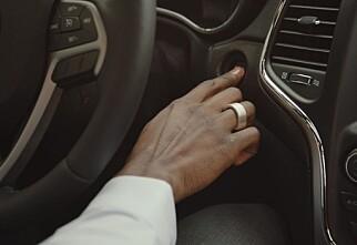 Med denne ringen på fingeren trenger du hverken kort eller bilnøkler