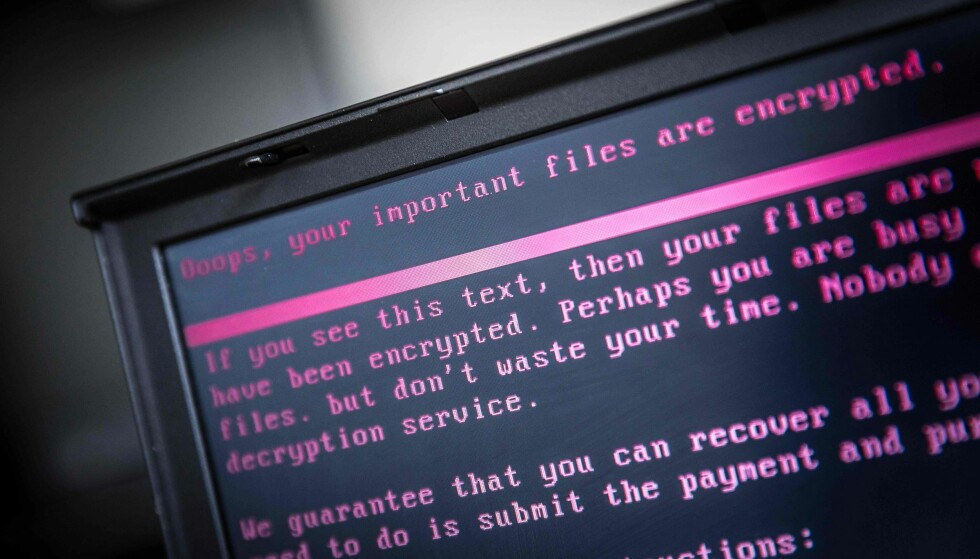 BER OM LØSEPENGER: Løsepengevirus, eller ransomware som det kalles internasjonalt, har blitt et stort problem for mange den siste tiden. Nå kan det snart bli slutt på truslene, i hvert fall for Windows 10-brukere. Foto: Rob Engelaar/ANP