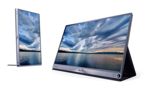 Asus ZenScreen. Foto: Acer