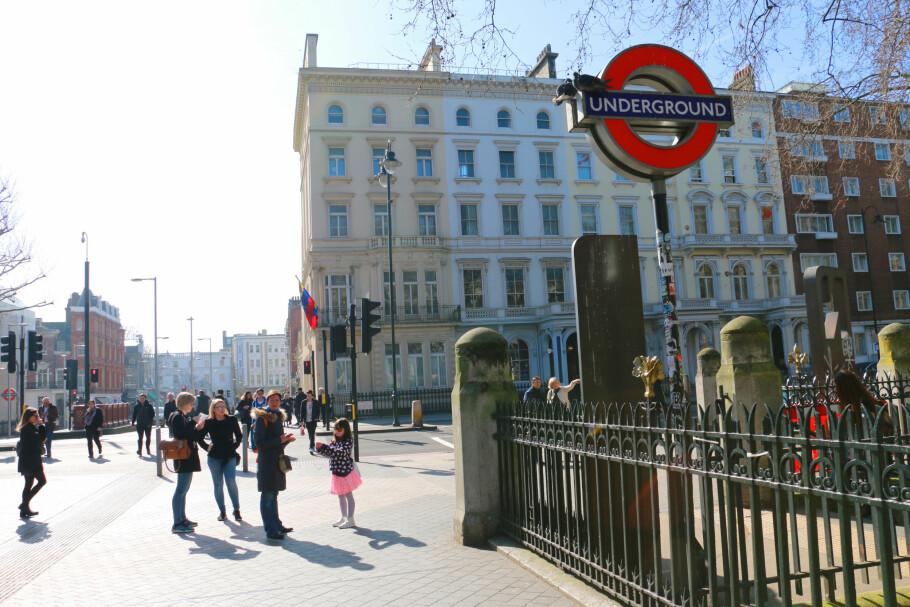 LONDON: Her er de beste tipsene til hvordan du kommer deg rundt i London, hvor du bør spise, hva du kan gjøre - og hvordan du kan gjøre det uten å tappe feriekontoen helt. Foto: Kristin Sørdal