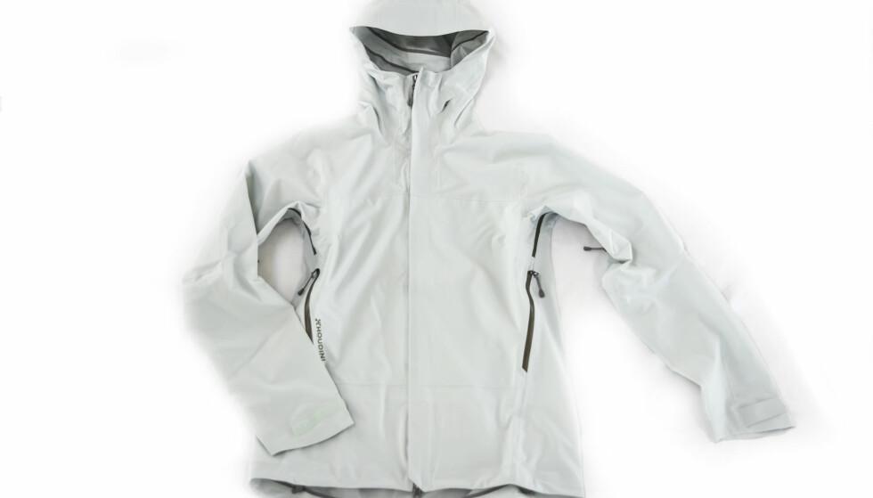 <strong>Houndini BFF:</strong> Lett jakke med god passform. Foto: Øivind Lie-Jacobsen