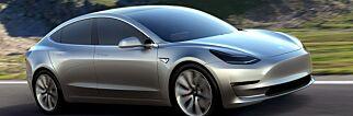 image: Nå er Tesla Model 3 i produksjon