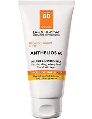 EN AV DE BESTE: Denne kremen fra La Roche Posay er blant de beste, ifølge testen fra Consumer Reports. Foto: La Poche Posay