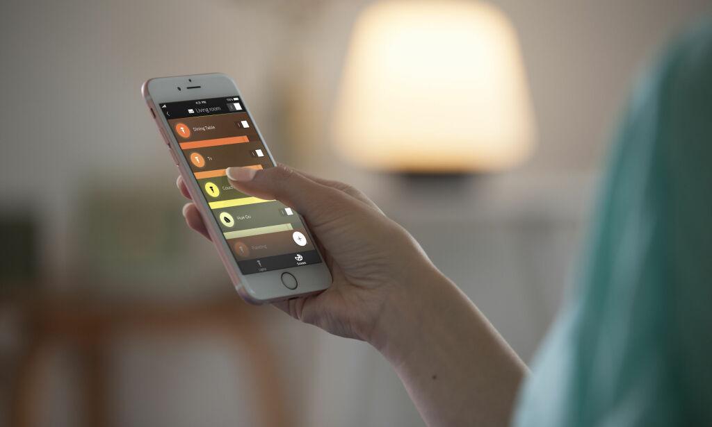 image: Slik får du full kontroll over alle lampene i huset