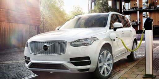 image: Hinter om to nye Volvo-modeller