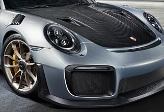 Tidenes kraftigste Porsche 911