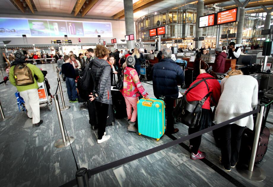 USIKKER FORSIKRING: Selv om du har reiseforsikring før du reiser på ferie, er det på langt nær sånn at du får erstatning for alt som går galt. Forsikringsselskapet kan nekte å erstatte både tyverier og skader om du selv har skylda. Foto: Ole Petter Baugerød Stokke