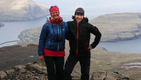<strong>TESTPANELET:</strong> Anne Rudsengen og Arnt Flatmo. Foto: Arnt Flatmo