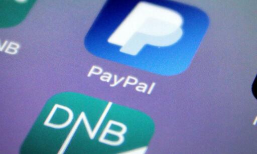 image: – Ikke betal i norske kroner på nettet