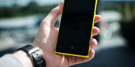 image: Nok en spiker i Windows-telefonenes kiste