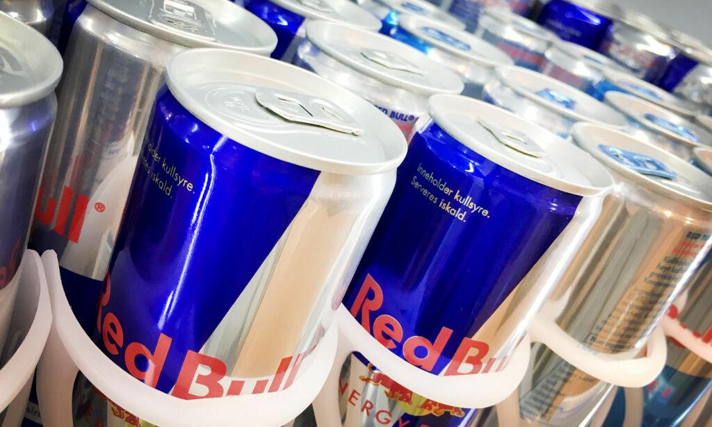 image: Er det aldersgrense på energidrikk i matbutikkene?