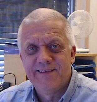 TRAFIKKEKSPERT: Arvid Aakre, leder ved Trafikkteknisk senter (TTS) ved NTNU i Trondheim.