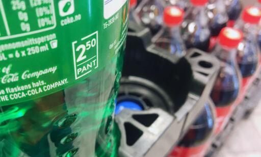 image: Så mye vil de skru opp flaskepanten
