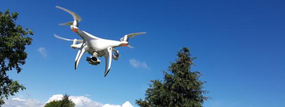Flere er tatt - Du risikerer 15.000 i bot hvis du flyr feil med drone