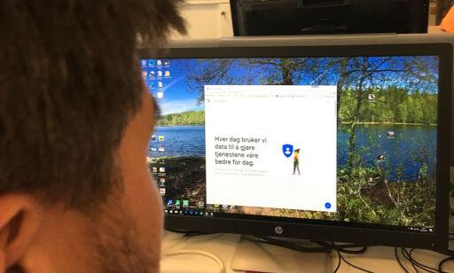 image: Google har en liste over alt du har gjort på internett. Slik sletter du den