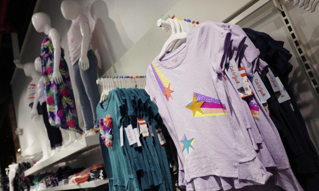image: Gjorde skremmende oppdagelse i klær av polyester