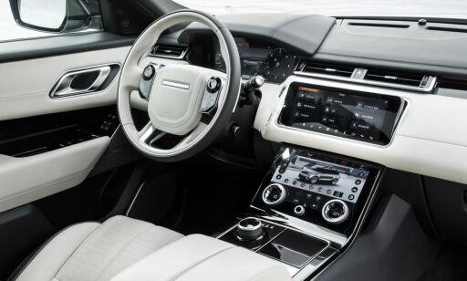 image: Vi har kjørt Range Rover Velar D300 og P380.