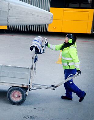 FORSINKET BAGASJE: Kommer ikke bagasjen fram, har du krav på erstatning. Selv når du ikke har tapt noe. Foto: Ole Petter Baugerød Stokke
