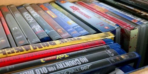 image: Sterk vekst i salg av Blu-ray
