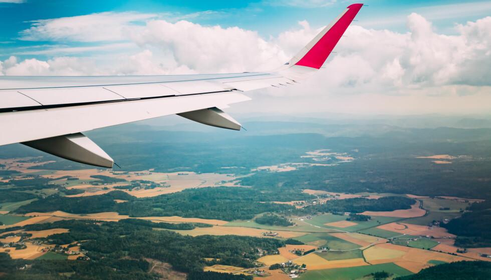 FORSINKET? Mener du å ikke ha fått det du skal av et flyselskap, klager du til Transportklagenemnda for fly. Foto: Shutterstock/NTB Scanpix