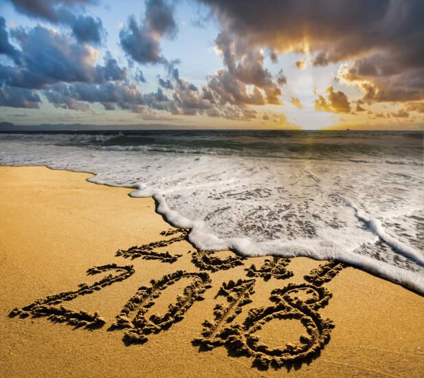 JIPPI: 2018 blir et knallår feriemessig, med ti dager ekstra fri. Foto: Shutterstock/NTB Scanpix