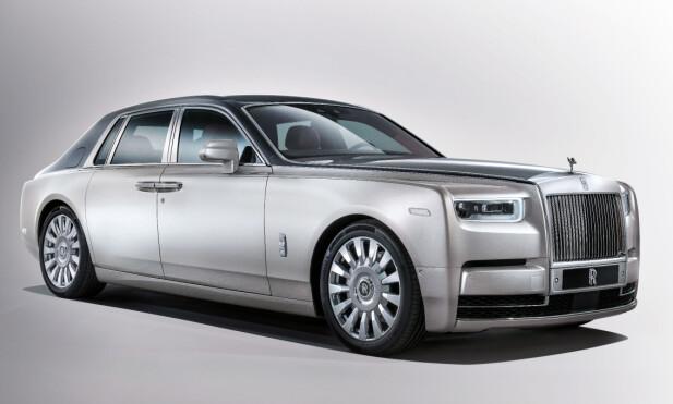 LIGNER INGEN: Ingen biler ligner en Rolls-Royce. Foto: Rolls-Royce