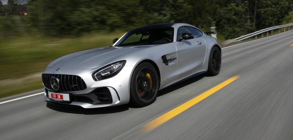 image: Det mest brutale Mercedes-AMG har å by på
