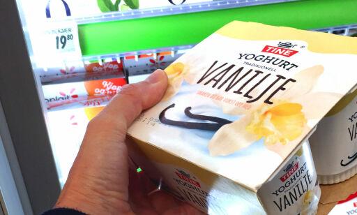 image: Skolemelk-produkter kan være dobbelt så dyrt som i butikken