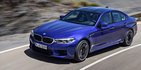 image: BMW bryter en tradisjon