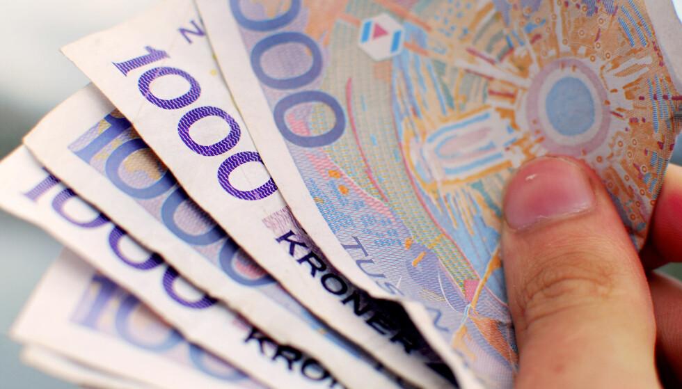 PRISNIVÅ: Syns du alt er dyrt i Norge? Prisnivået i Norge er slett ikke høyest på alle områder, sammenlignet med andre land i Europa. Foto: NTB Scanpix