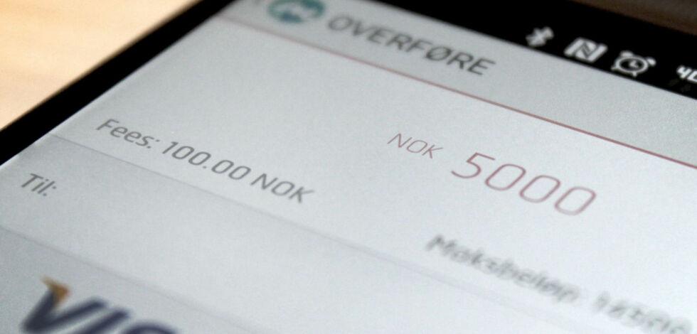 image: mCash avvikles - 30.000 kunder har penger på appen